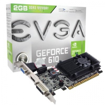 Видеокарта GeForce GT610 2048Mb EVGA (02G-P3-2619-KR)