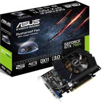 Видеокарта GeForce GTX750 Ti 2048Mb ASUS (GTX750TI-PH-2GD5)