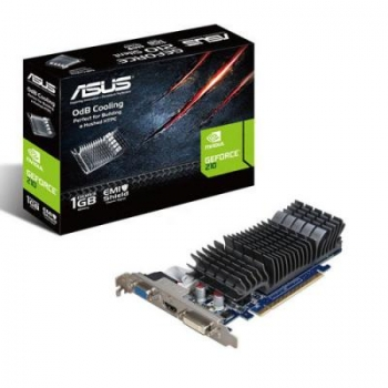 Видеокарта GeForce 210 1024Mb ASUS (210-SL-1GD3-BRK)