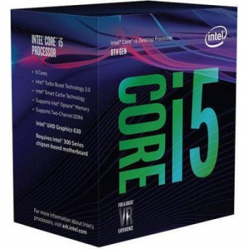 Процессор Intel Core i5-8400 (BX80684I58400) s1151 BOX