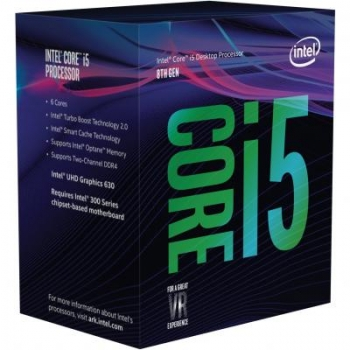 Процессор Intel Core i5-8500 (BX80684I58500) s1151 BOX