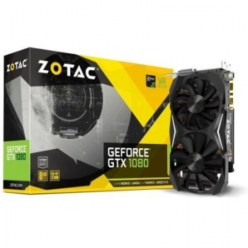 Видеокарта ZOTAC GeForce GTX 1080 8192Mb Mini (ZT-P10800H-10P)