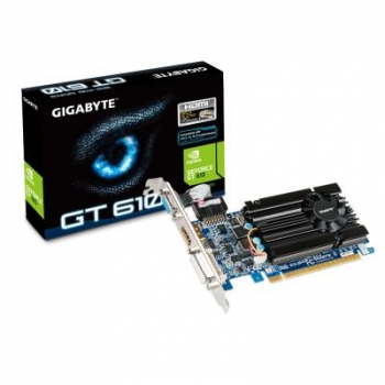 Видеокарта GeForce GT610 1024Mb GIGABYTE (GV-N610-1GI)
